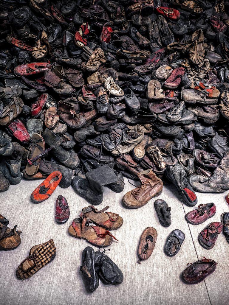 Yizkor Shoes