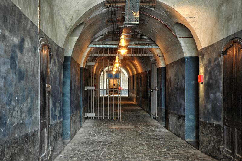 Hallway of Terror