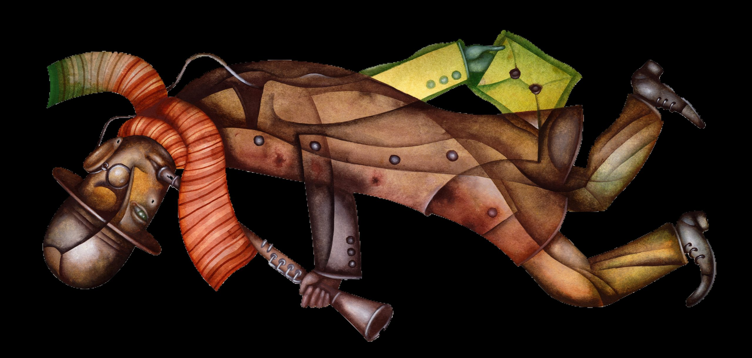 Eastern European Fiddler